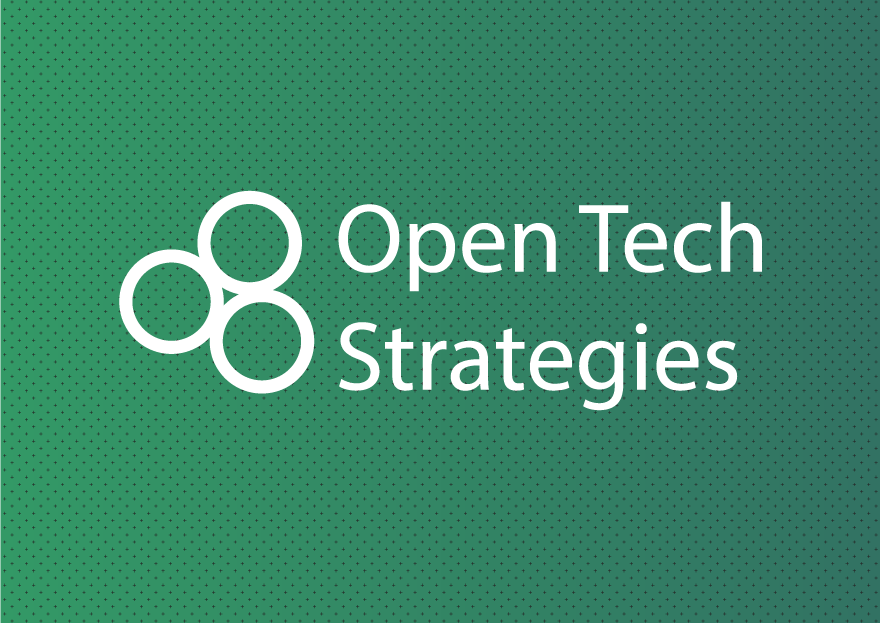 Open Tech Strategies